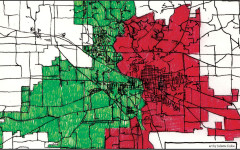 Redistricting: Northwest Students to Come to City Next Year