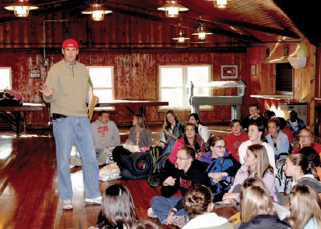 Annual YMCA Camp Wapsie Retreat – The Little Hawk