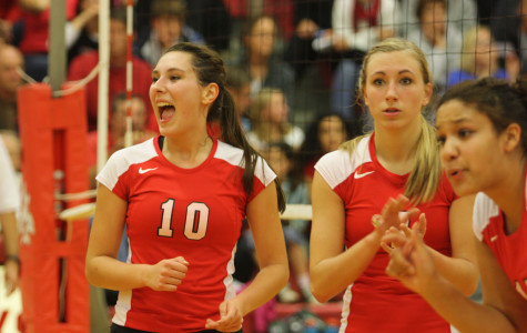 City Volleyball Defeats West: Time-Lapse Video and Photo Slideshow