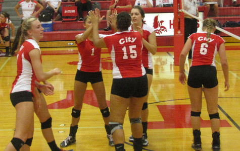 City High Looks to Retake Spike at West
