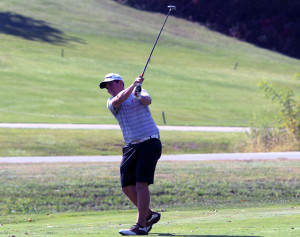 Varsity Boys Golf Places Fourth at MVC Divisional-Photo Slideshow