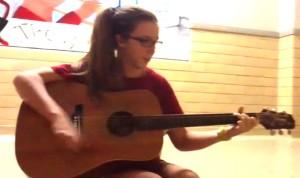 Student Spotlight – Elena Foster '14