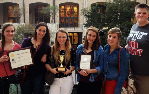 Little Hawk Staff Wins Pacemaker and Best of Show Awards