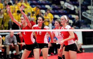 City Volleyball Second At State: Slideshow