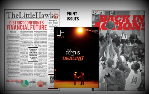 The Little Hawk December 2012 Issue