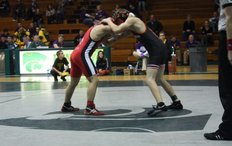 City High Fights to Win Double Dual