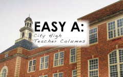 Easy A:  City High Teacher Columns