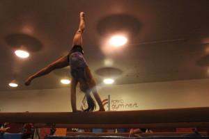 Gymnastics Photo Slideshow