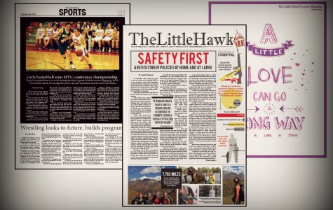 The Little Hawk February Issue