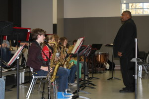 Jazz Band Brings in Professionals