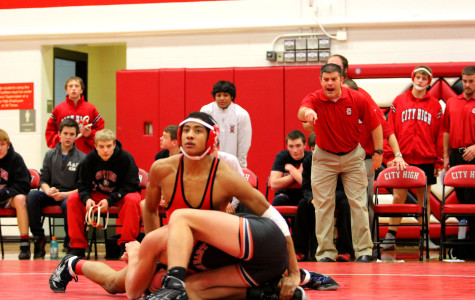 City Wrestlers Beat C.R. Kennedy and Waterloo East – Slide Show