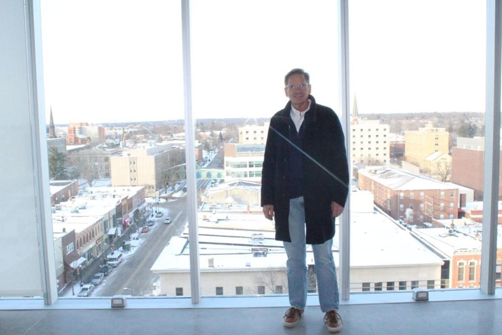 Iowa City's Tallest Building to Open