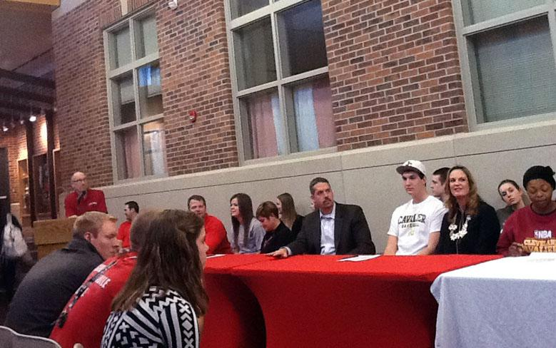Eight+Athletes+Sign+Letters+of+Intent