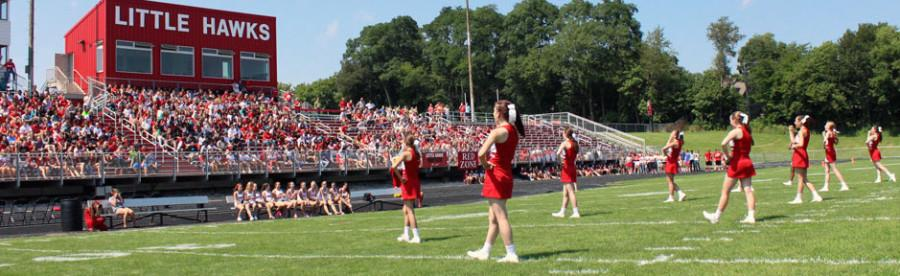 Live Stream:  The First Epic City High Pep Rally of the Year