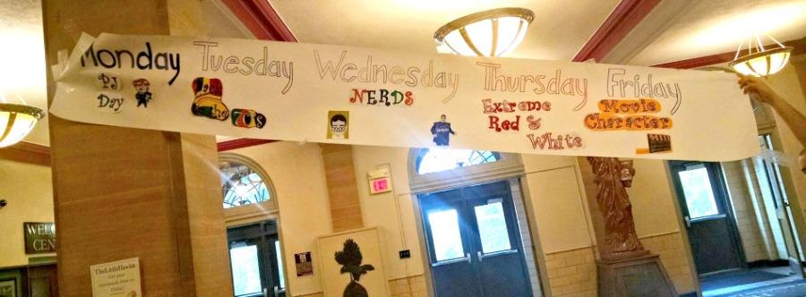 Breaking: Spirit Week Themes Announced