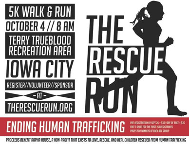 Helping to End Human Trafficking, One Run at a Time