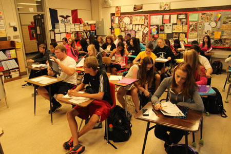 City High student population continues to rise