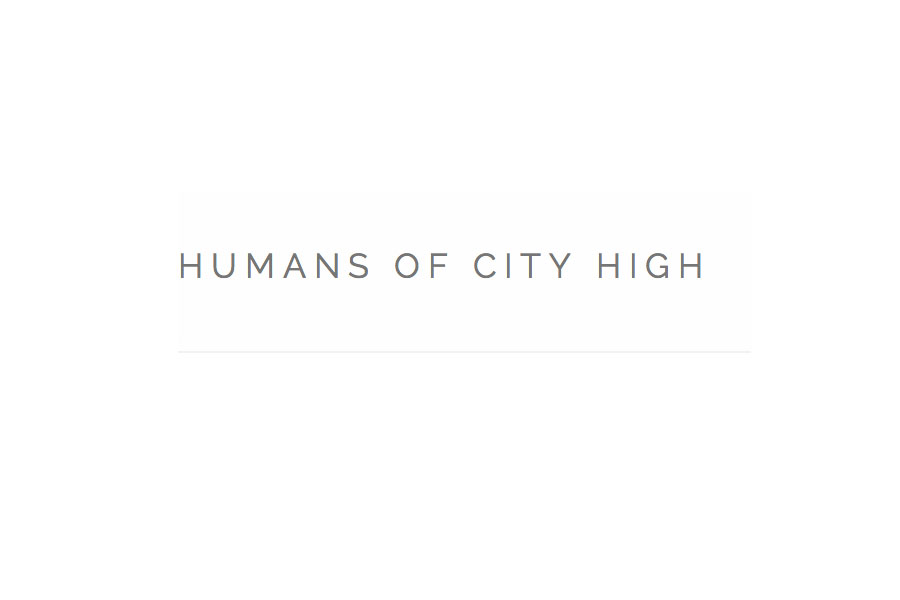 Humans of City High