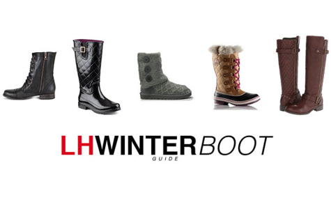 The Perfect Boots for Winter 2014