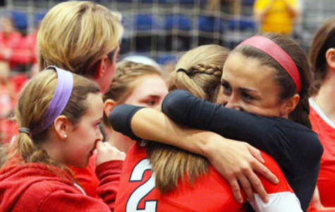 City High Volleyball Falls in First Round at State