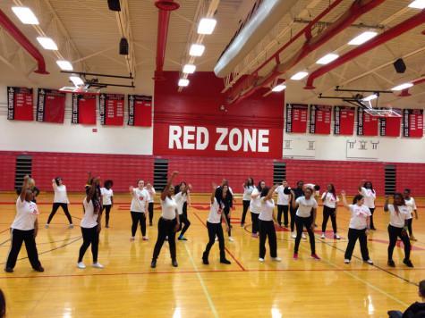 PE Fitness & Dance Recital