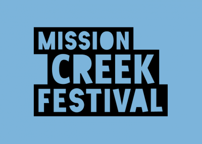 The Mission Creek Festival logo