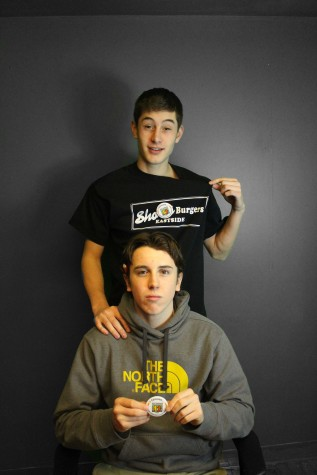 Mitch McCarthey '16 and Anton Buri '15 want you to sign the pledge like they have.