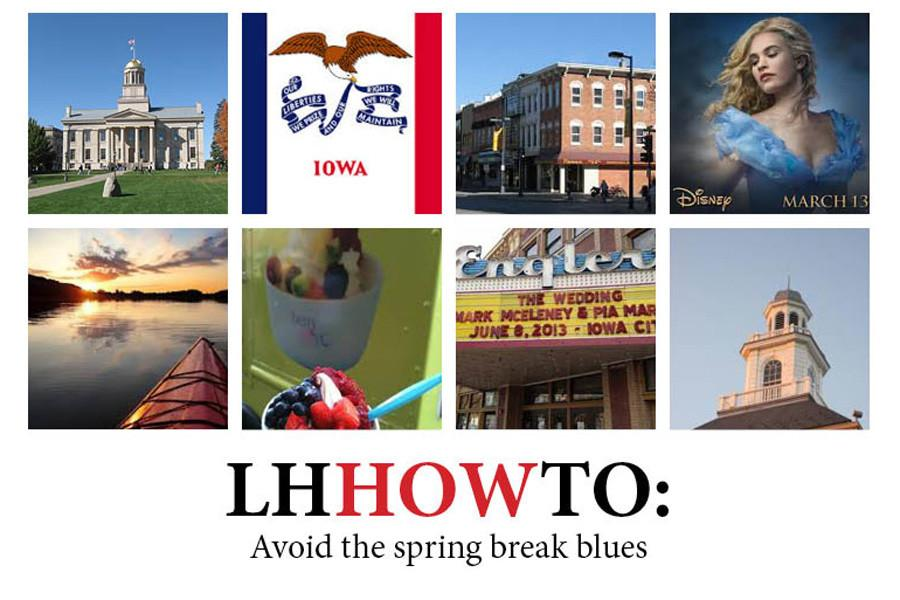 LH How To: How to Avoid Spring Break Blues