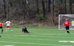Early Goal by Mosher Saves Soccer Team