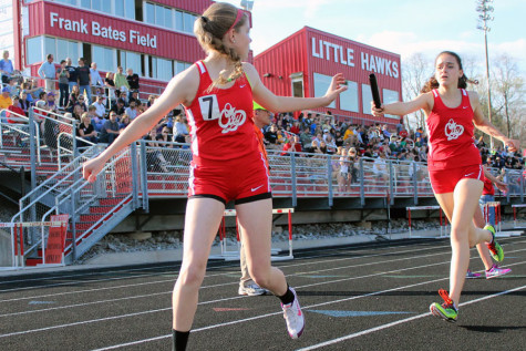 Forewald-Coleman Relays Attracts Many
