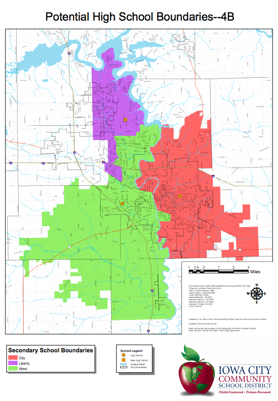 Fourth Redistricting Map Released – The Little Hawk