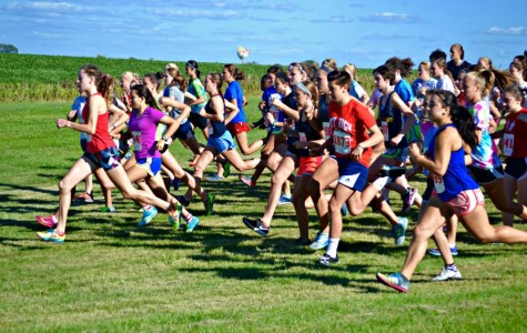 Girls XC Team Distance Increased