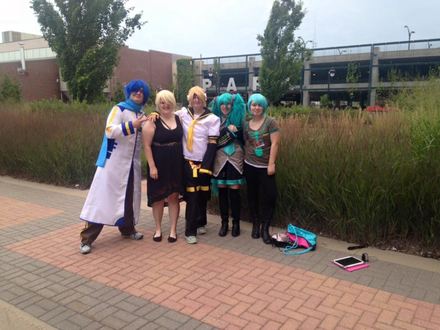 Students Find Themselves in Cosplay
