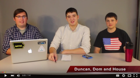 LH Reporters Roundup:  Dom, House and Duncan preview City versus. Washington