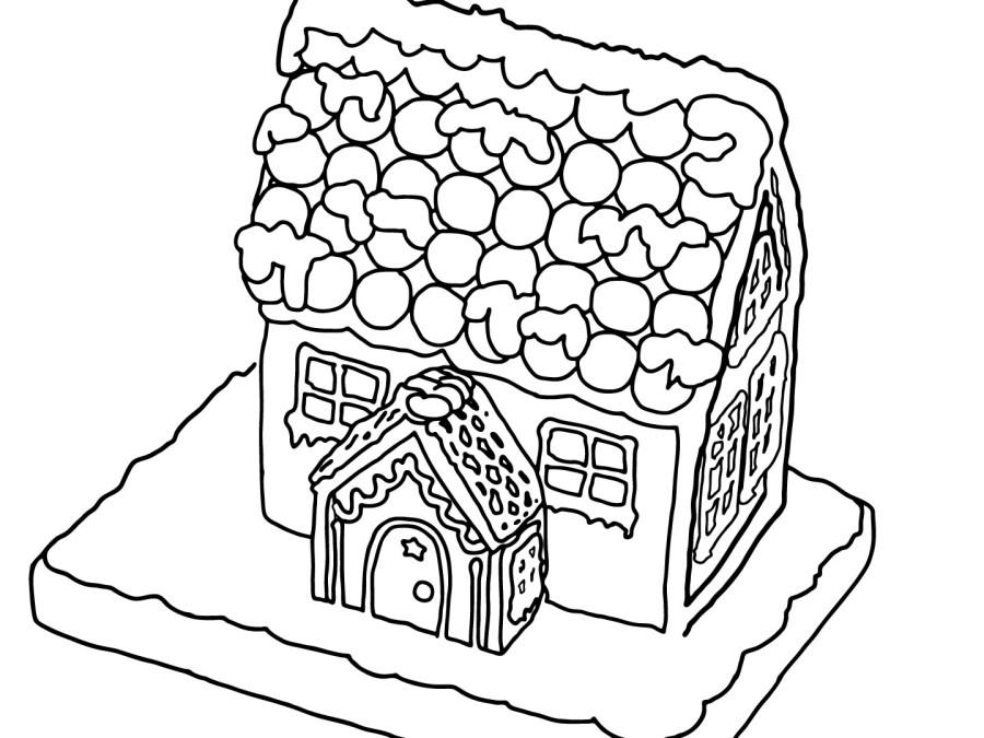 Gingerbread House Building Competition to be Held Downtown