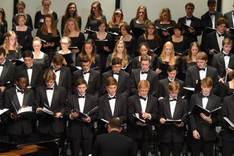 Choir Holds Biennial Veteran's Day Concert
