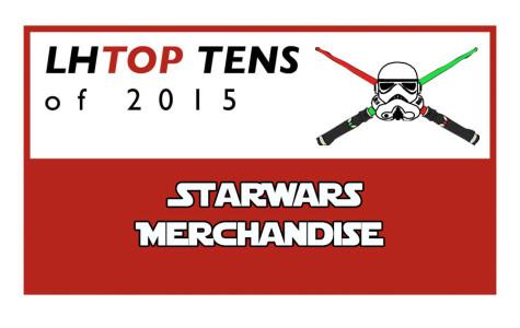Top Ten Star Wars Presents to Buy