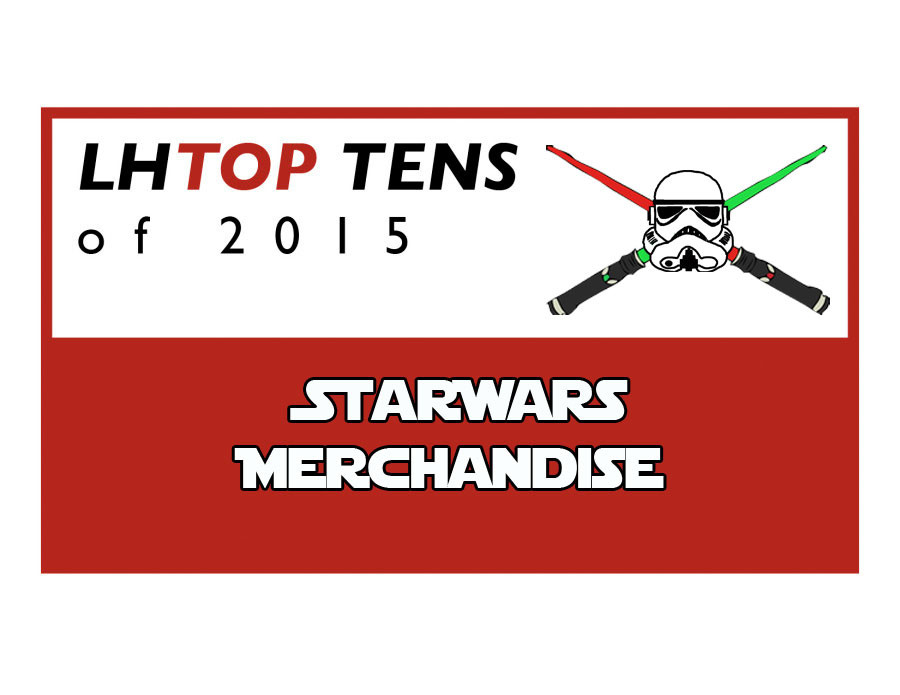 Top Ten Star Wars Presents to Buy