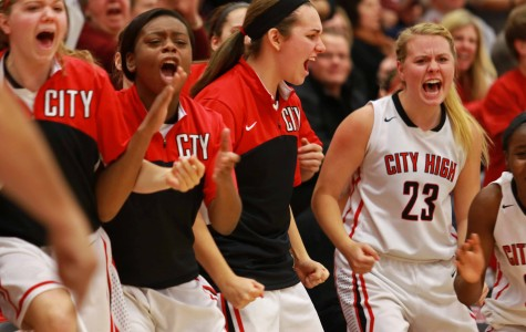 City High Girls Finish In A Last Second Victory Over Cedar Rapids Prairie