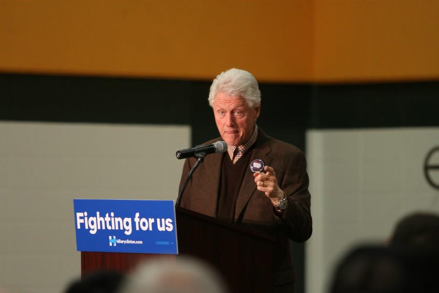 We should embrace change, not runaway from it. -Bill Clinton