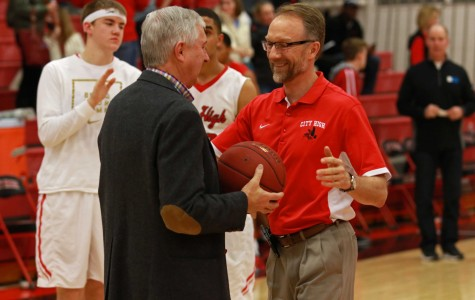 Showalter Claims His 600th Win With Boys Victory Over Senior