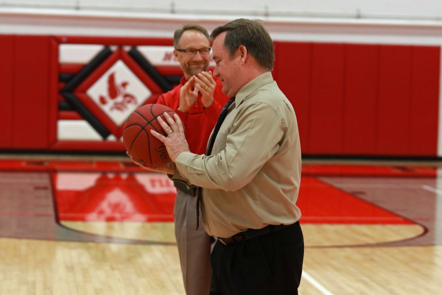 Coach+Bill+McTaggart+gained+his+400th+career+win+win+on+Saturday%2C+February%2C+20th%2C+2016.