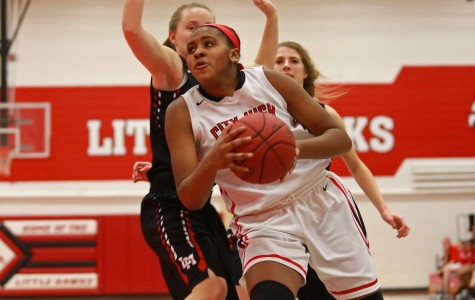 Little Hawk's Girls Fall to Linn-Mar