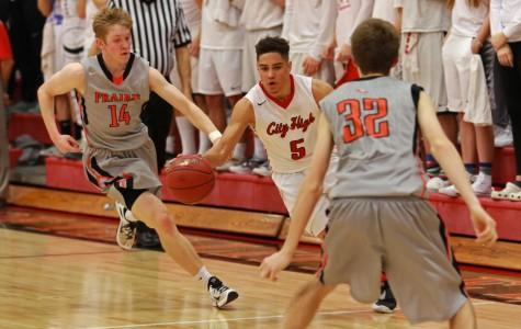 Little Hawk Boys Defeat Prairie In Sub State Semi Finals