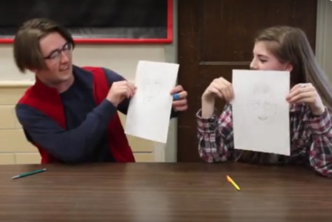 Couples Draw Each Other