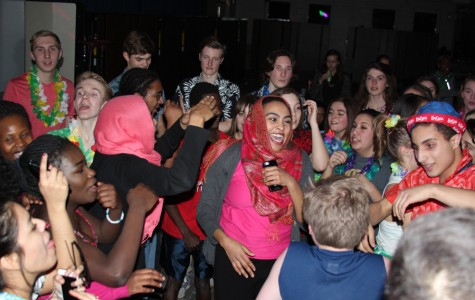 City High Dance Marathon Brings Charity and  Crowd Surfing to the Cafeteria