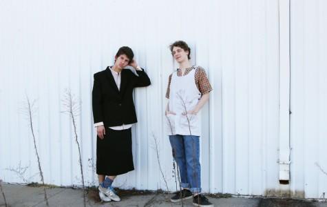 Fashion Editorial: Men in Skirts