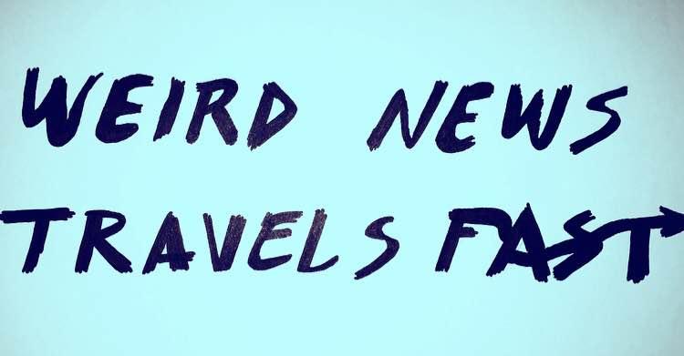 Weird News Travels Fast: Sick Beats