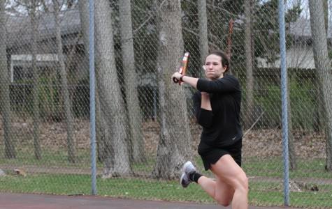 Girl's Tennis Loses 3-6 to Prairie in First Meet of the Season
