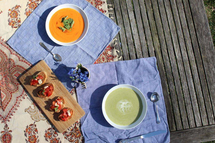 Spring Into Soup